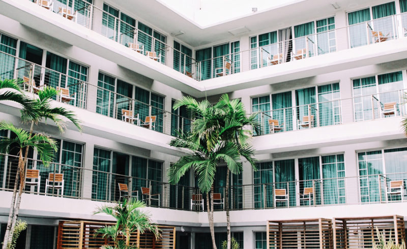 aislamiento hoteles